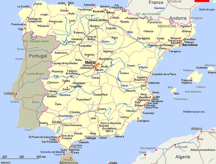 Uw vakantiehuis aan de Spaanse kust