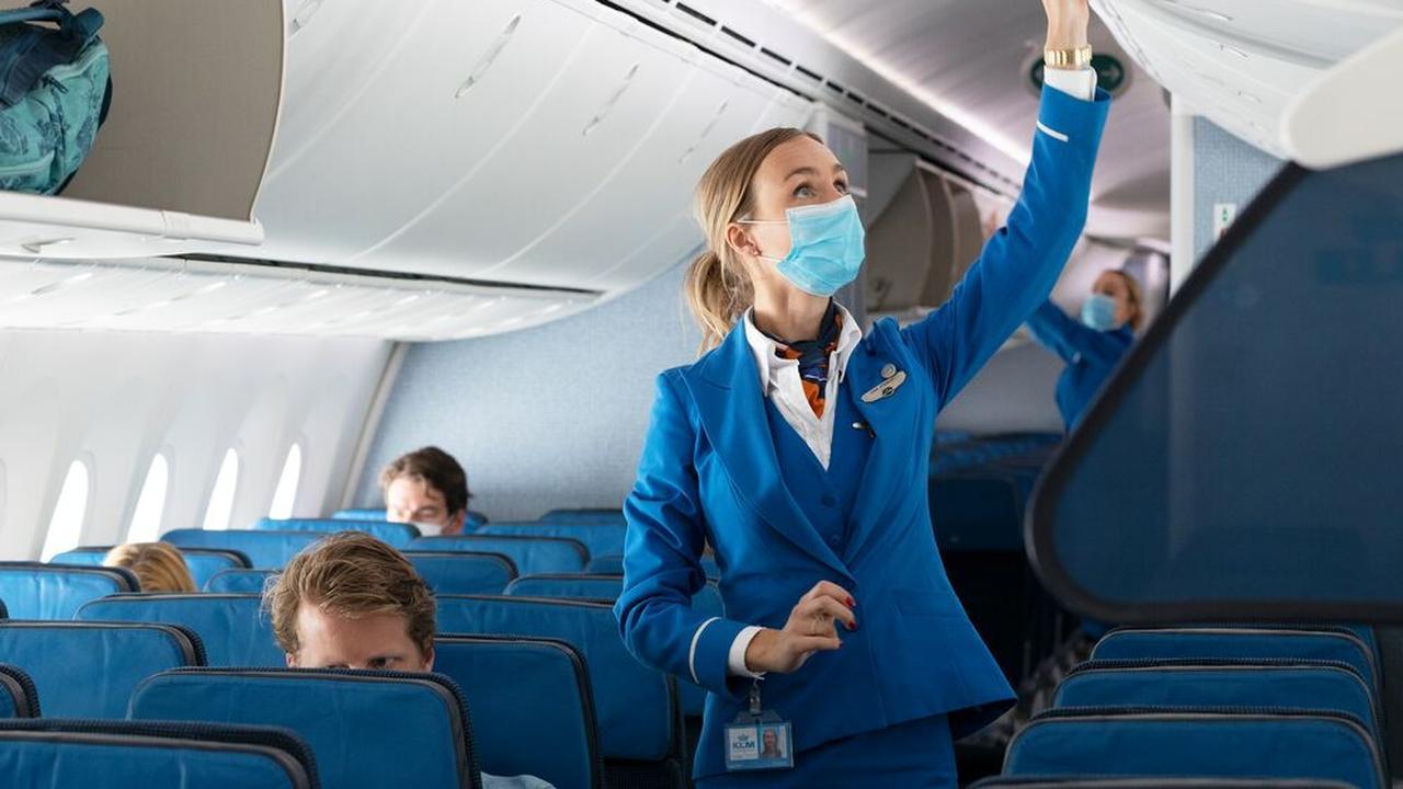 veilig vliegen in coronatijd